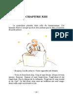 Chapitre 13_Le Petit Prince