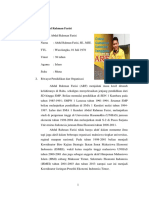 Refarat analisis ARF