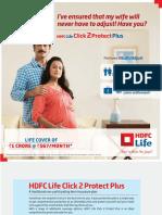 HDFC Click2protect Plus brochure .pdf