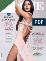 Rogue Philippines Bianca Gonzalez June 2013