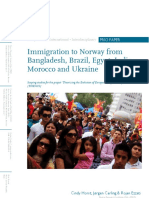 Immigration to Norway, PRIO Policy Brief 2010.pdf