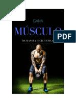 Qué Hacer Para Ganar Músculo