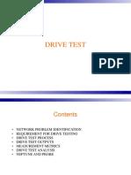 Drive Test _Final