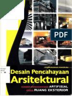 DESAIN PENCAHAYAAN ARSITEKTUR