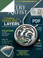 Lapidary Journal Jewelry Artist May-June 2017