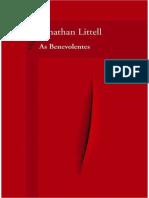 As Benevolentes - Jonathan Littell
