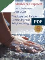 Vorschau 2 / 2010 Theologie
