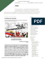 Esencial o Menos_ en Defensa de Venezuela