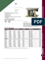 Minebea Intec Pr6201 Stainless Steel Star Mount Kits