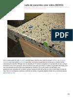 Clubedoconcreto.com.Br-Passo a Passo Bancada de Concreto Com Vidro NOVO (2)