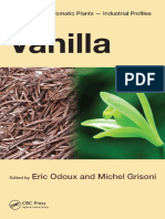 Vanilla (Medicinal and Aromatic Plants - Industrial Profiles).pdf