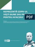 GDPR Pentru Companii Vesti Bune Sau Proaste