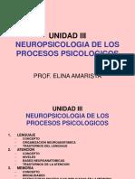 Psicofisiologia Unidad III