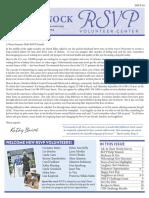 August 2017 RSVP Newsletter
