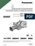 Manual de Cámara 370