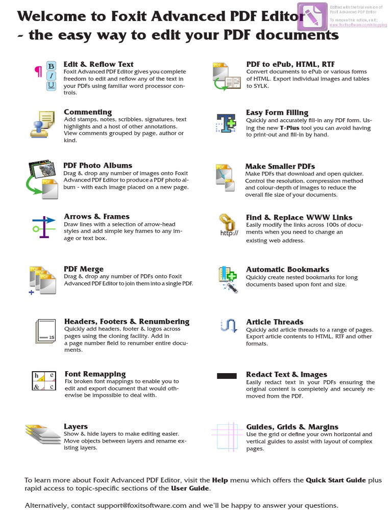 welcome.pdf | Portable Document Format | Application Software