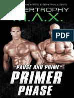 Hypertrophy Max Primer Phase