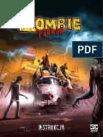 Zombie Terror Instrukcja