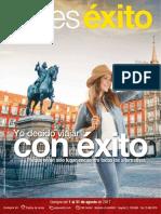 Revista Agosto - En Baja