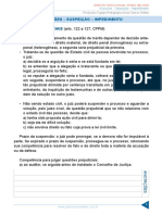 Resumo 2032605 Fabiano Prestes 12528405 Direito Processual Penal Militar Aula 09 Excecoes Suspeicao Impedimento