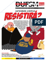 Jornal SEDUFSM Agosto 2017