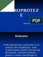 Microproteze