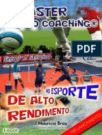 1.2.0 E Book Master Neuro Coaching No Esporte