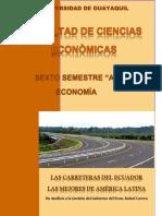 Ensayo Sobre Las Carreteras Del Ecuador