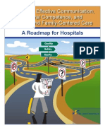 Patient Centered Communication Standards (JCAHO)