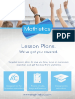 AUS LessonPlans Year ALL Mathletics