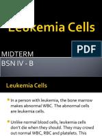Leukemia Cells & Colorectal