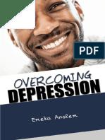 Overcoming Depression - Emeka Anslem