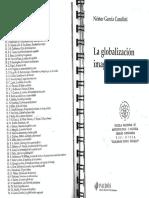 GARCÍA CANCLINI, Néstor - La Globalización Imaginada.pdf