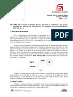 Informe -Estudio y Diseño de Una Solución a Problemas de Ajuste en Lazos de Control de Posición de Los Damper de Los Ventiladores 630FN1, 2 y 3.