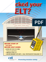 Checked Your ELT Poster