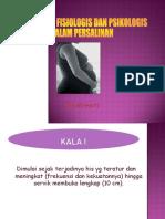 Perubahan Fisiologis Dan Psikologis Pada Persalinan