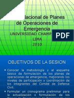 02 Plan de Operaciones de Emergencia