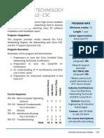 Networking Technology Fundamentals CSC