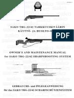 Sako_TRG_22-42 MANUALE ORIGINALE COMPLETO.pdf
