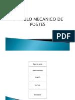 3.1ra Unidad CALCULO MECANICO DE POSTES.pdf