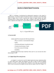 Unit 1 Introduction to Digital Signal Processing