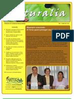 Boletín Naturalia 2 - 2010