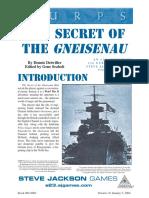 GURPS - 3e - WWII - Weird War II - The Secret of the Gneisenau.pdf