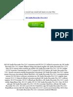 OFFLINE full german All Audio Recorder Pro 2.0.1 10.11.1   Mega 10.11.3 4uKcp6