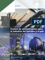 Control de Contaminacion de La Industria Petrolera