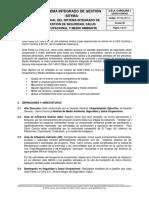 SSYMA-M01.01 Manual Del Sistema de Gestión SSYMA V8