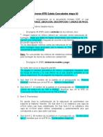 Observaciones ETE Caleta Cascabeles Etapa 02
