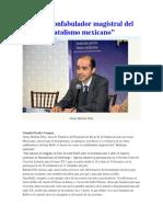 "Rulfo, confabulador magistral del ""fatalismo mexicano"""