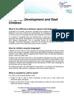 Language Development and Deaf Children 2012 v2 1 (1)