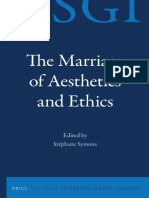 (Critical Studies in German Idealism 19) Stéphane Symons-The Marriage of Aesthetics and Ethics-Brill Academic Publishers (2015)